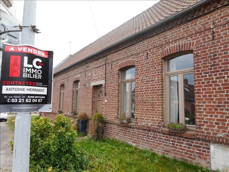 Sale house / villa Allouagne 166500€ - Picture 1