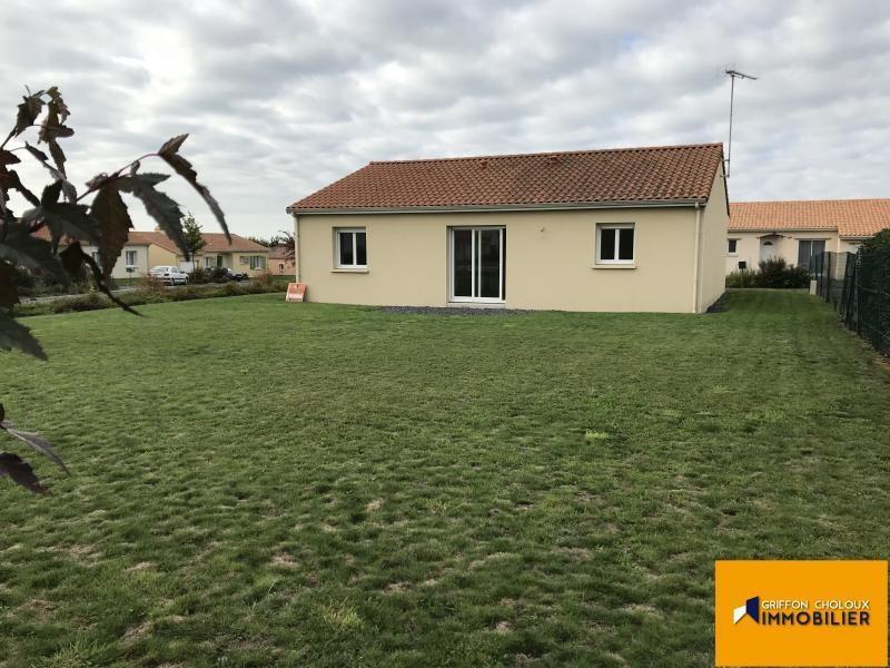 Vente maison / villa Beaupreau 141800€ - Photo 1