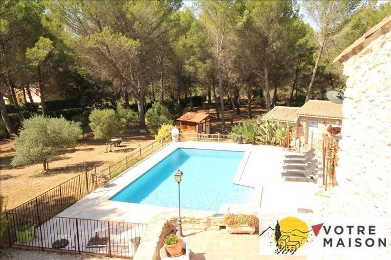 Deluxe sale house / villa Lançon-provence 840000€ - Picture 3