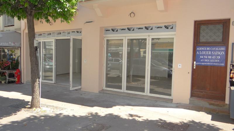Cession de bail boutique Cavalaire 50000€ - Photo 1