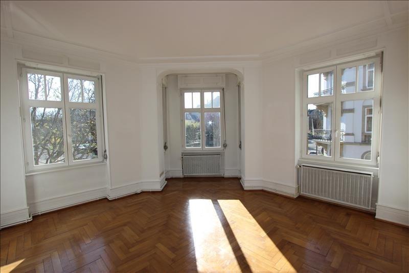 Sale apartment Strasbourg 475000€ - Picture 1