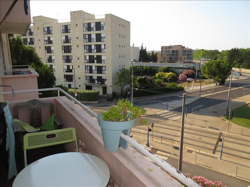 Verkoop  appartement Montpellier 175000€ - Foto 1