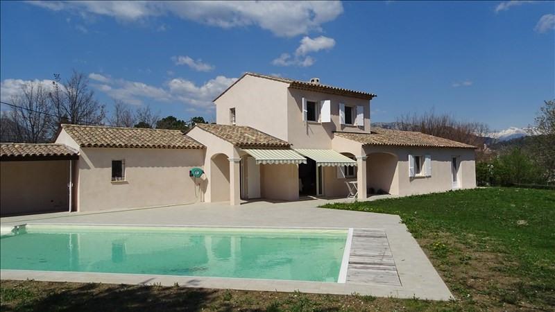Vente de prestige maison / villa Levens 625000€ - Photo 1