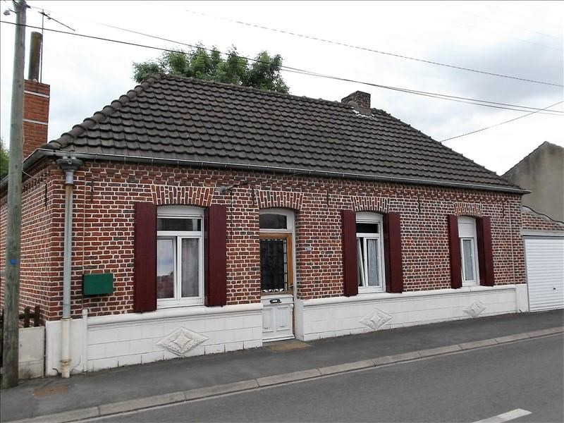 Sale house / villa Beuvry 121 000€ - Picture 1