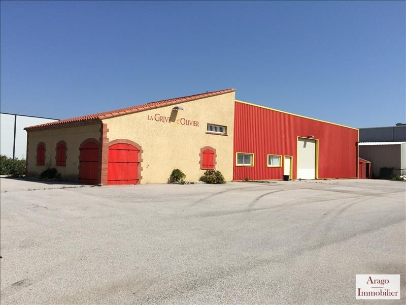 Location local commercial Rivesaltes 2800€ HT/HC - Photo 1