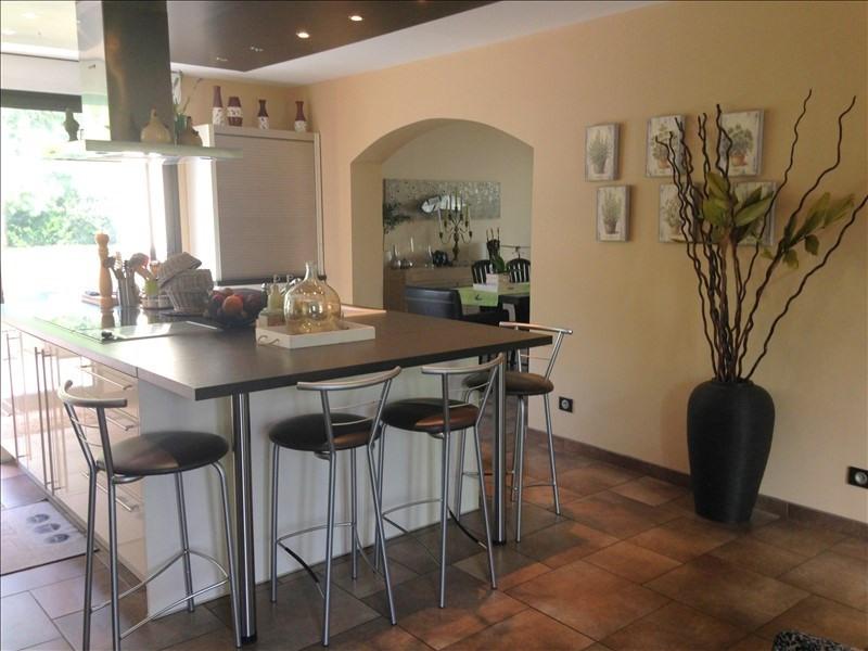 Vente maison / villa Le plessis bouchard 548000€ - Photo 4