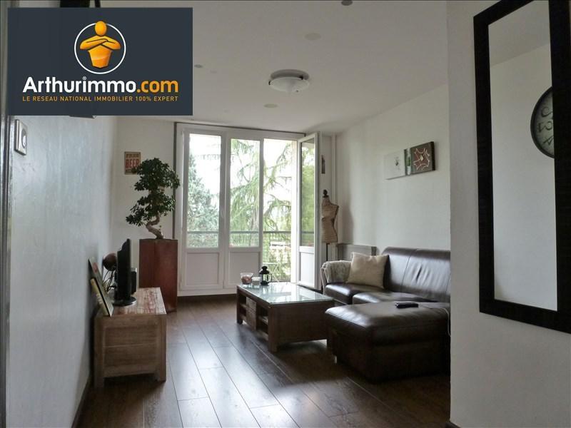 Sale apartment Roanne 75000€ - Picture 1