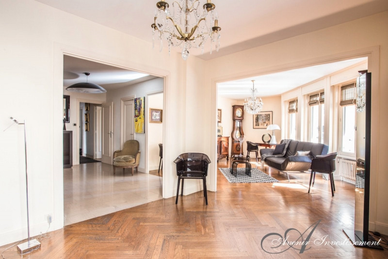 Vente de prestige appartement Lyon 6ème 650 000€ - Photo 3