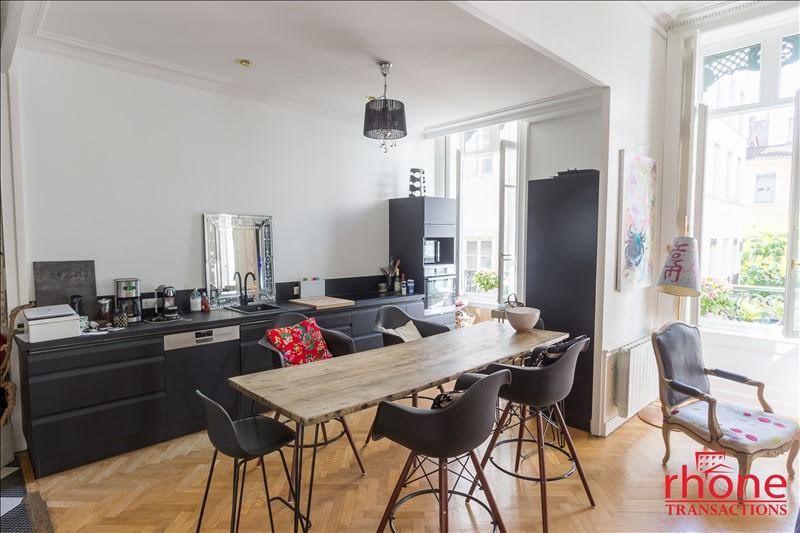 Vente de prestige appartement Lyon 1er 660000€ - Photo 2