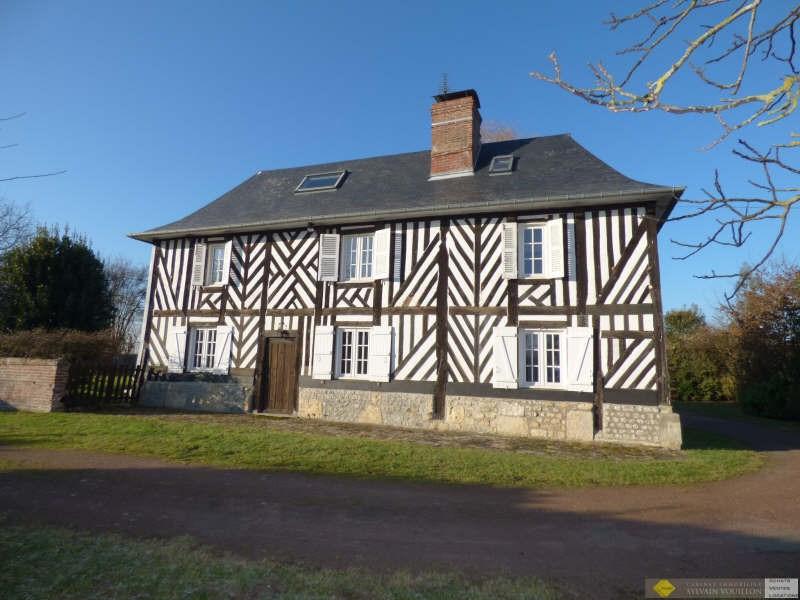 Vente de prestige maison / villa Tourgeville 590000€ - Photo 1