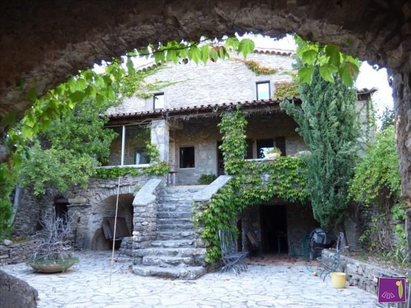 Vente de prestige maison / villa Barjac 740000€ - Photo 2