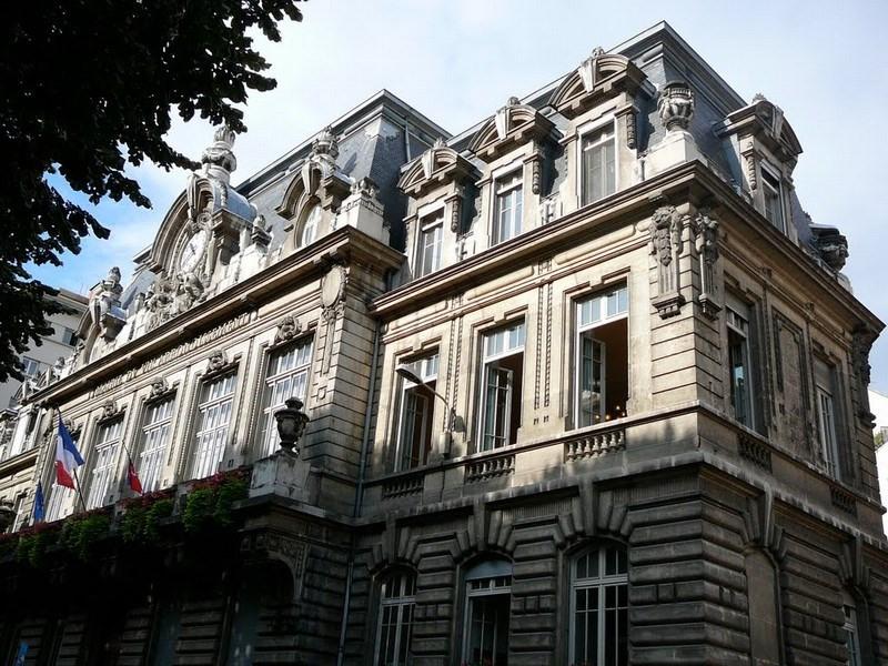 Sale apartment Lyon 7ème 364000€ - Picture 1