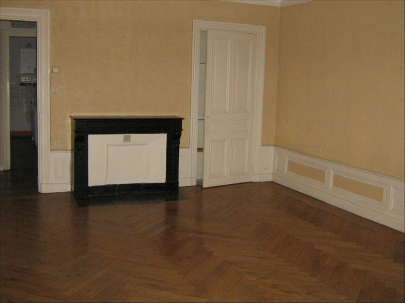 Rental apartment Roanne 365€ CC - Picture 1