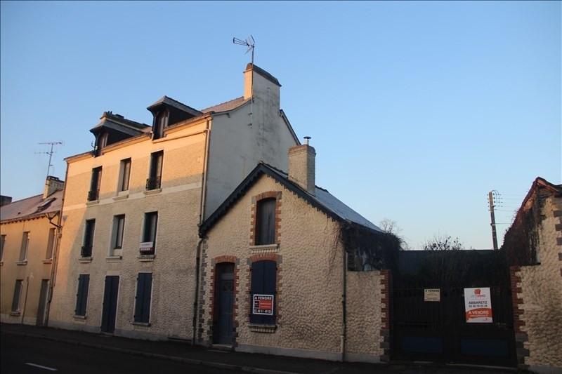 Produit d'investissement maison / villa Treffieux 143100€ - Photo 1