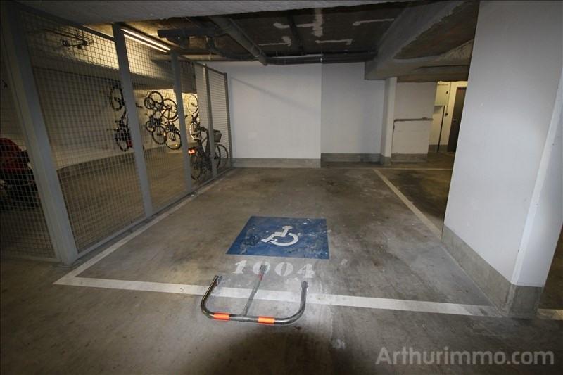 Location parking Asnieres-sur-seine 97€ CC - Photo 2