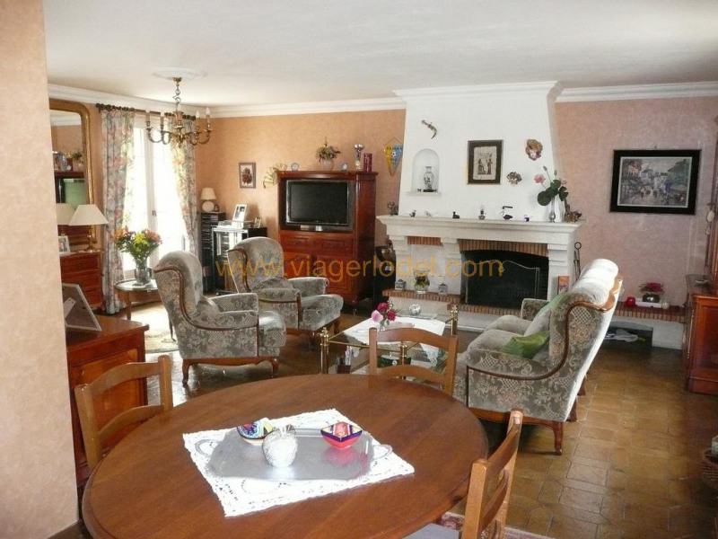 Viager maison / villa Achères 140 000€ - Photo 2
