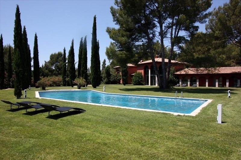 Deluxe sale house / villa Aix en provence 1200000€ - Picture 2
