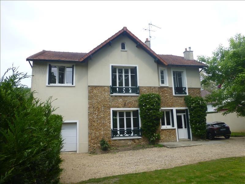 Venta  casa Morainvilliers 575000€ - Fotografía 1