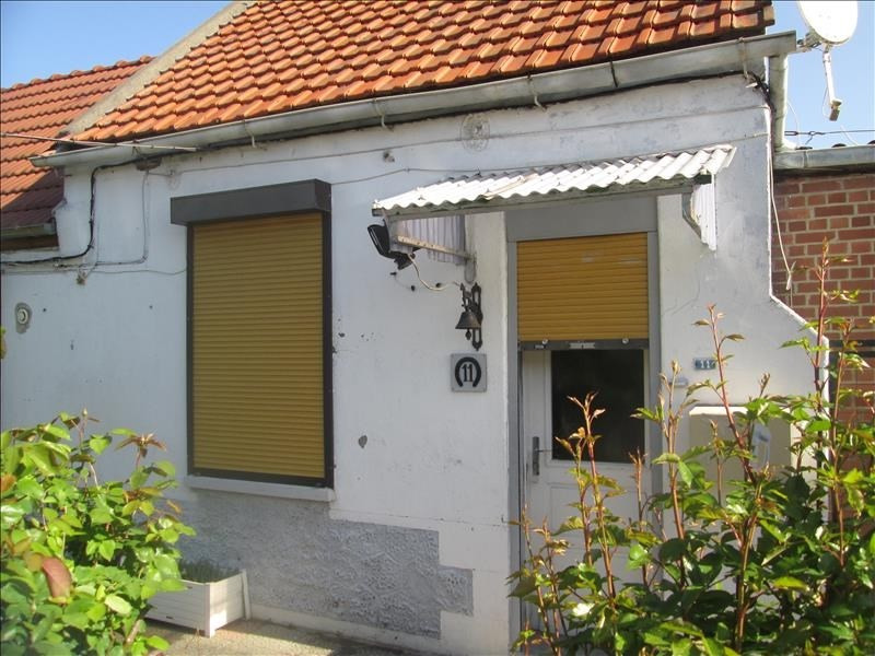 Vente maison / villa Lecluse 64000€ - Photo 1