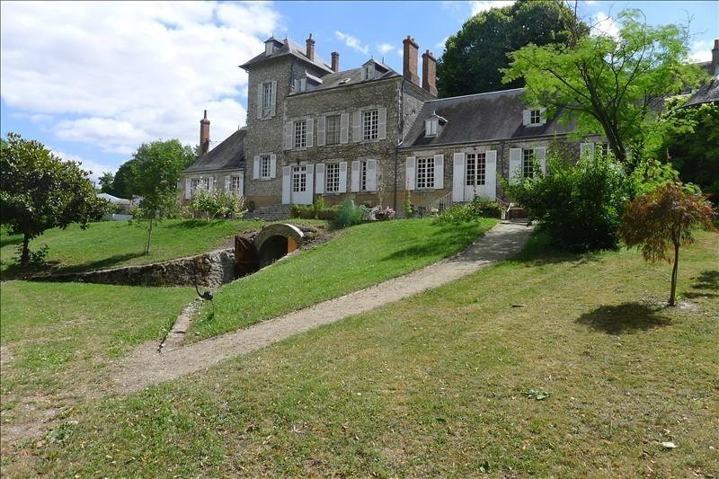 Vente de prestige maison / villa Meung sur loire 697000€ - Photo 1