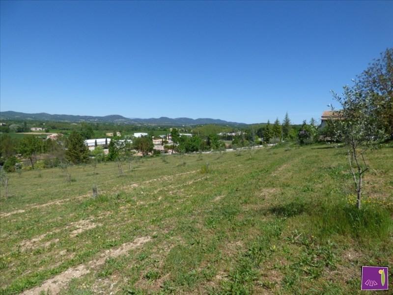 Vente terrain Barjac 67000€ - Photo 2
