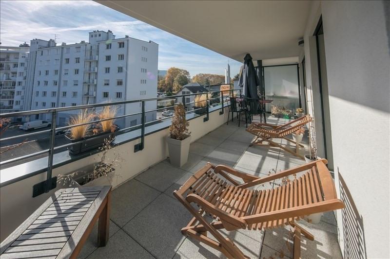 Vente de prestige appartement Annecy le vieux 835000€ - Photo 2