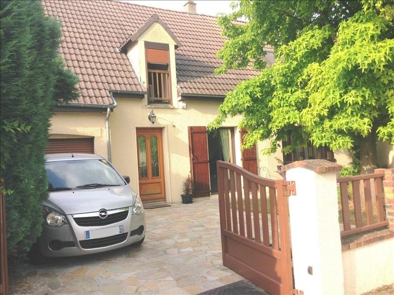 Vente maison / villa Le plessis bouchard 548000€ - Photo 9