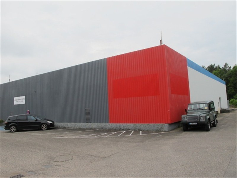 Location local commercial Schweighouse sur moder 11248€ HT/HC - Photo 1