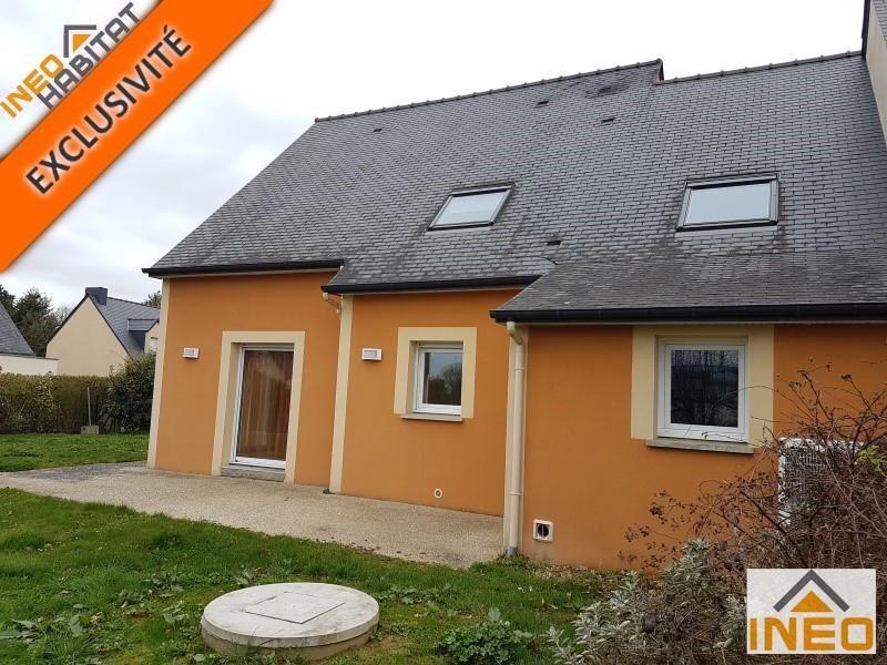 Vente maison / villa Geveze 276900€ - Photo 1