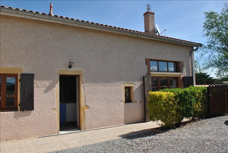 Venta  casa Pouilly les nonains 260000€ - Fotografía 1
