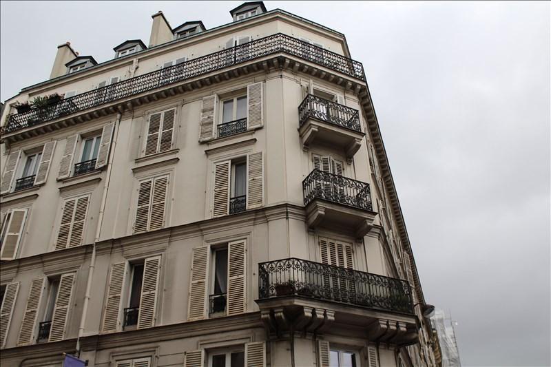 Sale apartment Paris 17ème 85000€ - Picture 1