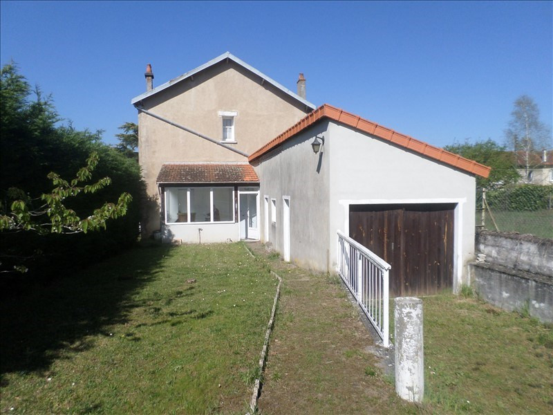 Location maison / villa Chauvigny 550€ +CH - Photo 1
