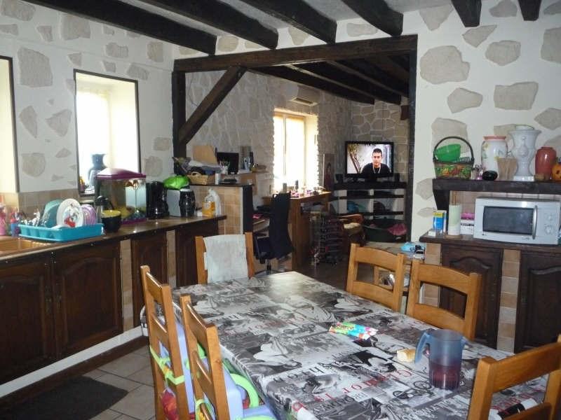 Vente maison / villa Chantenay st imbert 124000€ - Photo 4
