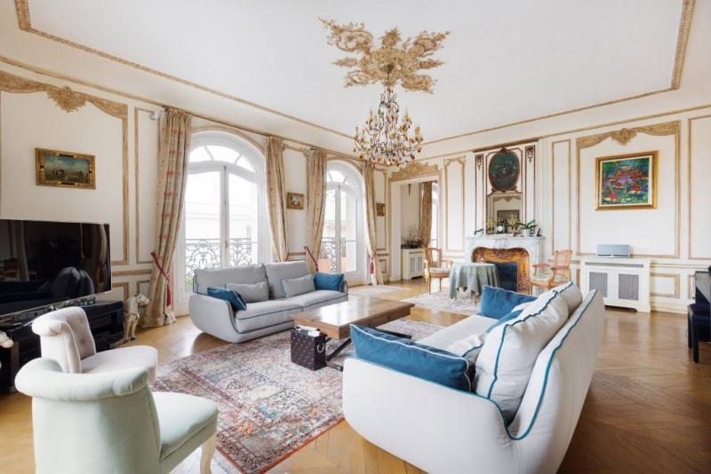 Revenda residencial de prestígio apartamento Paris 16ème 2090000€ - Fotografia 4
