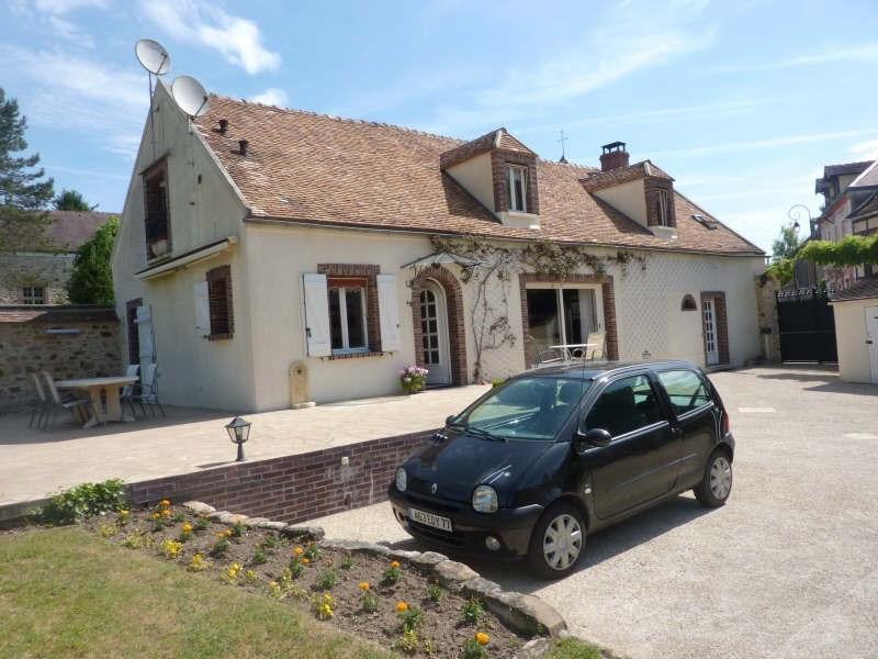 Vente maison / villa Blennes 320000€ - Photo 1