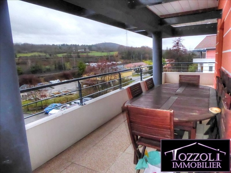 Vente appartement La verpilliere 241 500€ - Photo 6