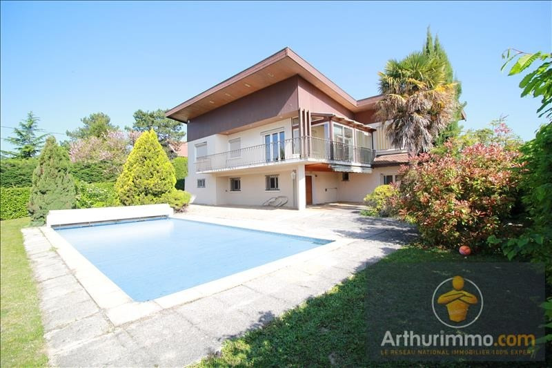 Vente maison / villa Bourgoin jallieu 349900€ - Photo 1