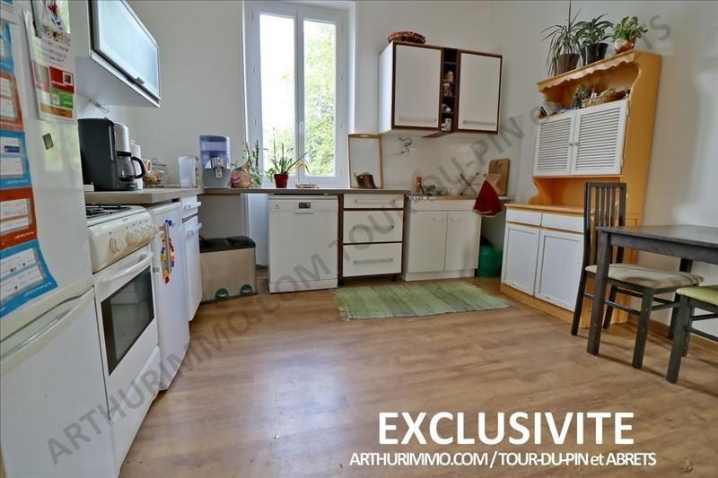 Vente maison / villa La tour du pin 178000€ - Photo 3