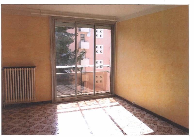 Rental apartment Sete 619€ CC - Picture 1