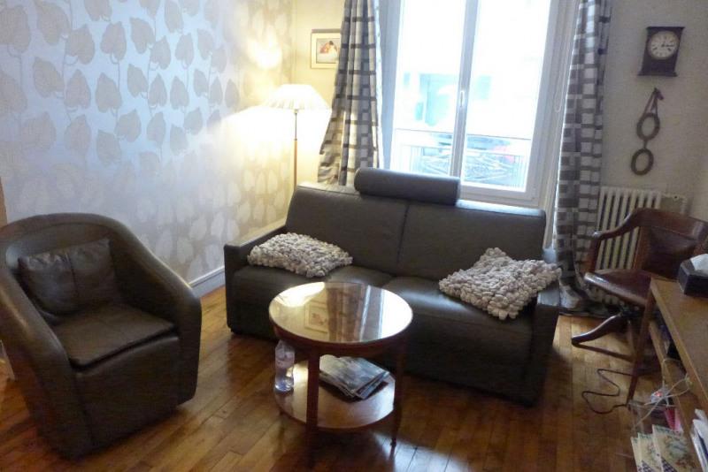 Sale apartment Paris 15ème 300000€ - Picture 1