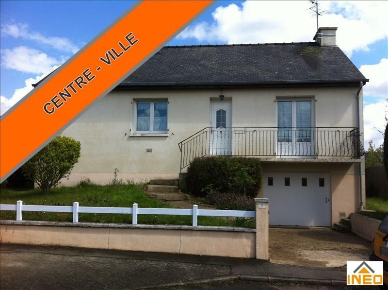 Location maison / villa La meziere 750€ +CH - Photo 1