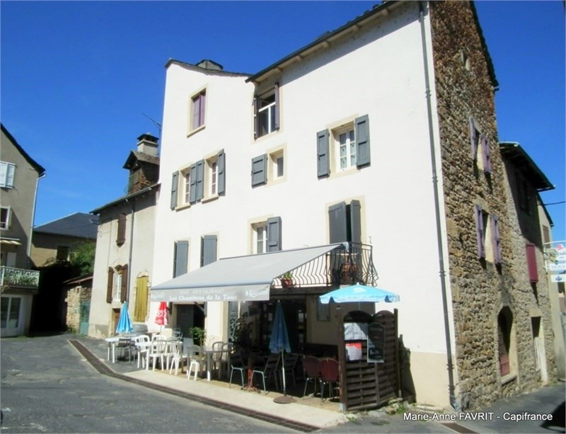Fonds de commerce Café - Hôtel - Restaurant Chirac 0