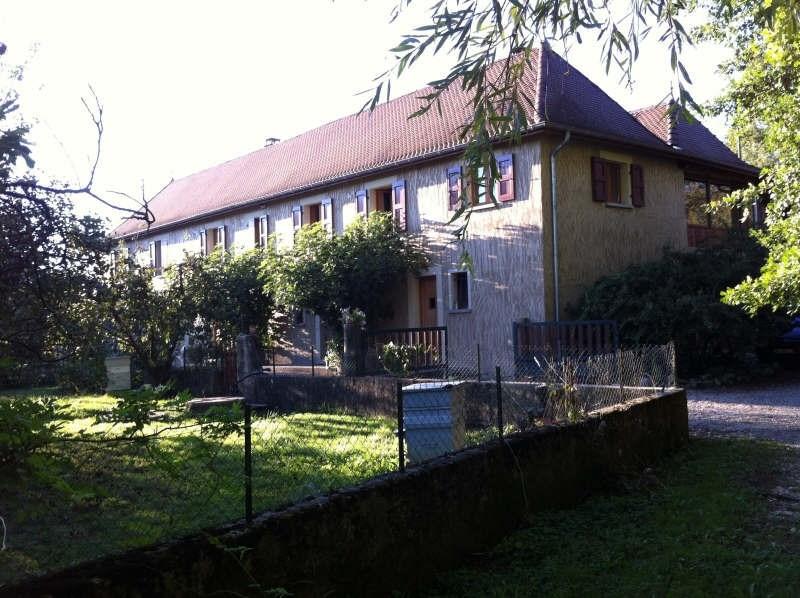 Vente maison / villa Morestel 352000€ - Photo 1