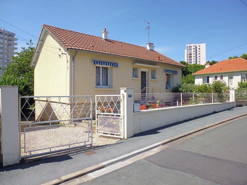 Vente maison / villa Poitiers 158000€ -  1