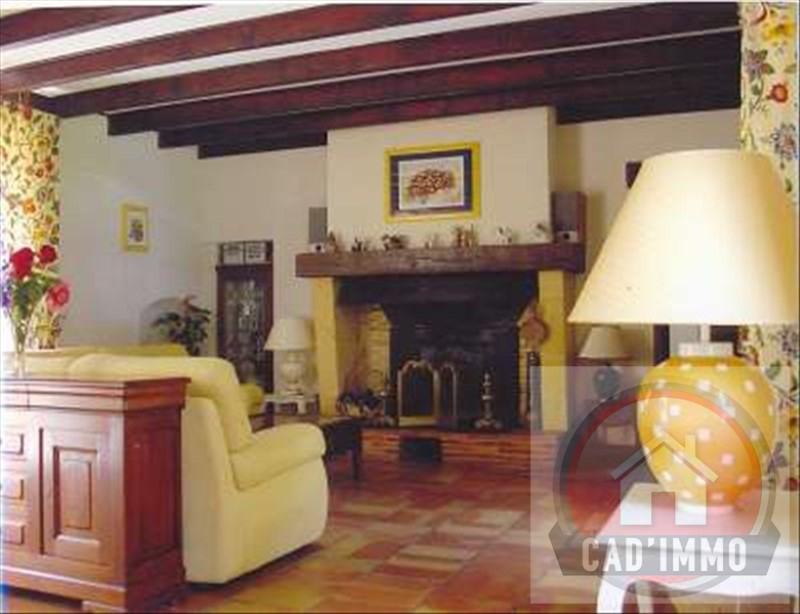 Vente de prestige maison / villa St germain et mons 551000€ - Photo 9