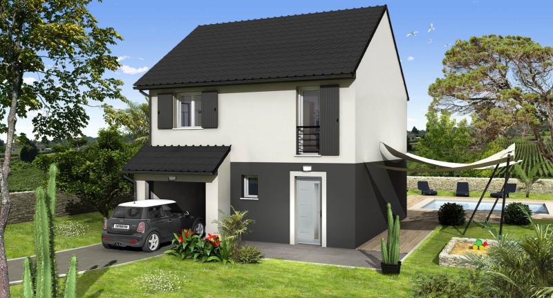 Maison  4 pièces + Terrain 607 m² Sept-Saulx par Villas club