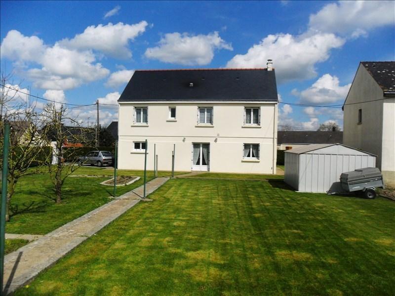 Vente maison / villa St mars la jaille 138205€ - Photo 1