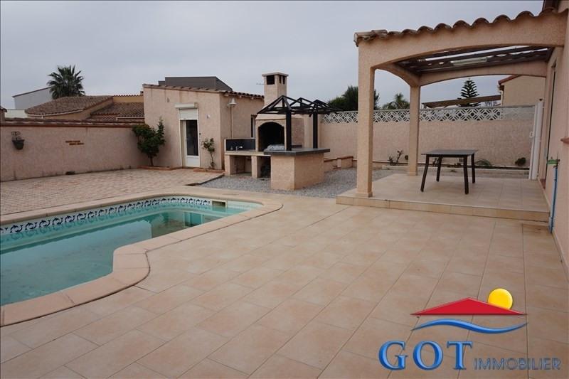 Vente maison / villa Pia 265000€ - Photo 2