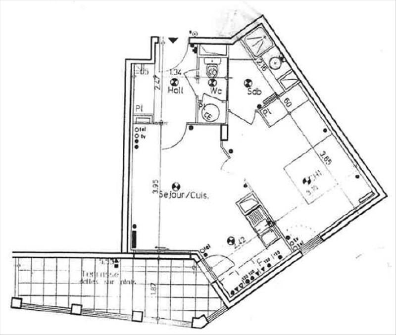 Vente appartement Toulon 148000€ - Photo 6