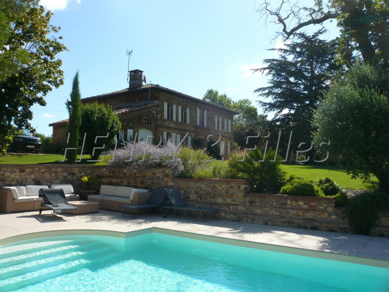 Sale house / villa Samatan 585 000€ - Picture 1